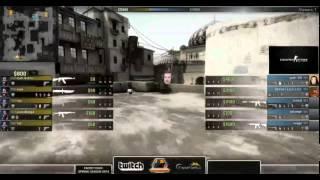 Fragment Live Izaaka 2014-05-22 Virtus.Pro vs TeamGlobal