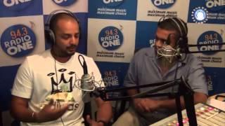 Murali Kartik & Radio One RJ Melbin discuss Indian bowling attack