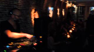 Monday Live Music Session @ Brix Amsterdam by Wout Smeets feat Dj Menjo