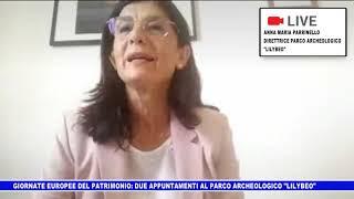 GIORNATE EUROPEE DEL PATRIMONIO: DUE APPUNTAMENTI AL PARCO ARCHEOLOGICO