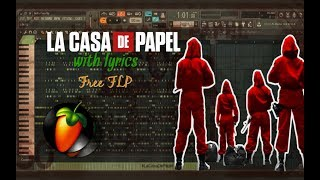 FL Studio 12: La casa de papel - Bella Ciao + FLP