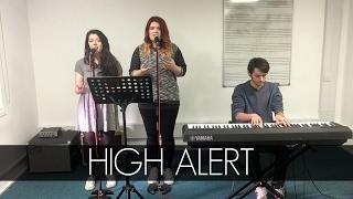 NETSKY (feat. SARA HARTMAN) - HIGH ALERT