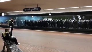 SuperDragoes em Dortmund