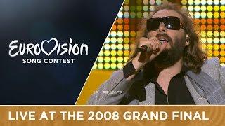 Sébastien Tellier - Divine (France) Live 2008 Eurovision Song Contest