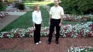 Triple-step Jitterbug & Rump Roll