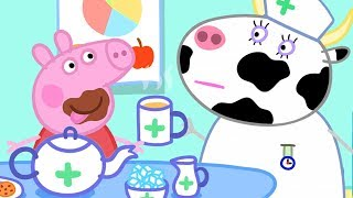 Peppa Pig Official Channel   Peppa Pig's Thanksgiving Special!