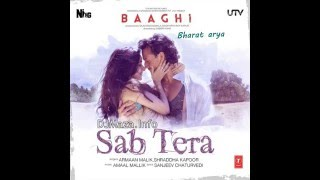 SAB TERA Full Song ringtone from baghi