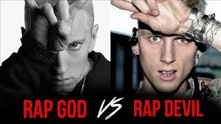 Eminem- Loonie (MGK DISS) NEW 2018!!! [Lyrics in Description]