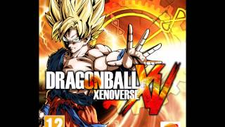 Dragonball Xenoverse: Character Select