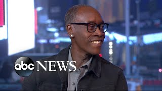 Don Cheadle from 'Avengers: End Game' reveals 'BIG' news about the new Marvel movie