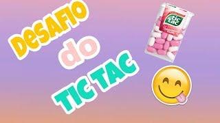 Desafio do Tic tac