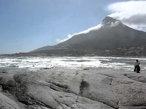 Camps Bay Beach Cape Town South Africa