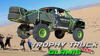 BJ's Trophy Truck Glamis