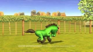 Cavalo verde canções da fazenda