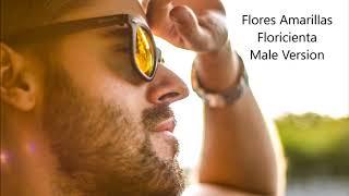 Flores Amarillas - Floricienta - Male Version / Cover Masculino