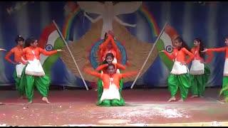 Jai ho school girls best dance performance
