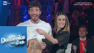 Il feeling professionale tra Fatima Trotta e Stefano De Martino - Domenica In 07/04/2019