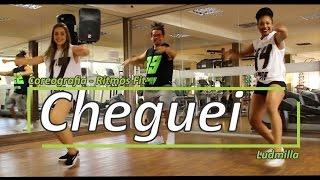 Cheguei - Ludmilla - Coreografia - Ritmos Fit
