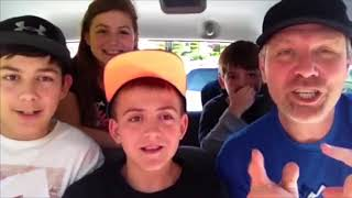 The Mom Rap - Kids and Rapping Dad Tribute Song to Moms