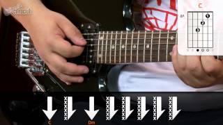 videoclase Locked Out Of Heaven (aula de guitarra)