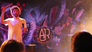 AJR Remix Story LIVE at The Social