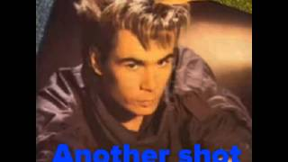 Nik Kershaw - Cowboys and Indians lyrics LIVE dahr4