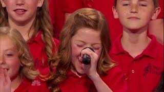 Lexi Walker ft. One Voice Children's Choir - Burn