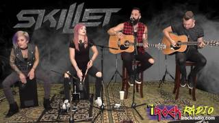 iRockRadio.com - Skillet (Acoustic) - Feel Invincible