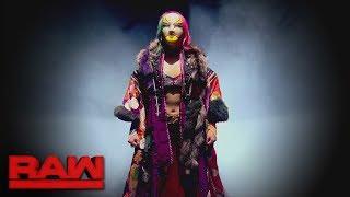 Nueva promo sobre la próxima aparición de Asuka en Raw