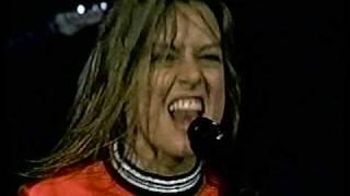 Fey Media Naranja en vivo 1995