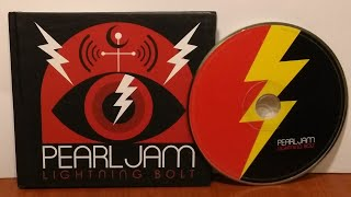 UNBOXING: PEARL JAM - LIGHTNING BOLT