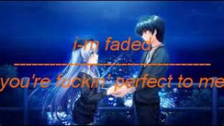 Nightcore - Perfectly faded II Mashup (switching vocals )