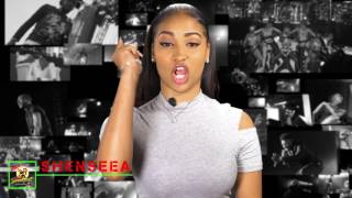 Shenseea Reggae Sumfest 2017 Artist Drop