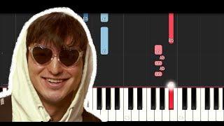 Joji - Test Drive (Piano Tutorial)