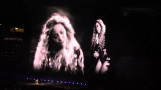 Beyoncé 1+1 live in Brussels, Formation Tour