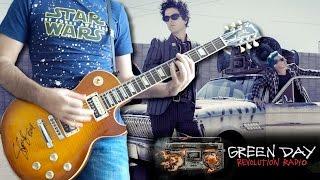 Revolution Radio - Instrumental Guitar Cover (Green Day) HD
