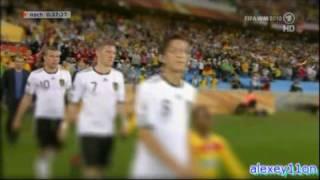 4.Blumentopf RAPortage WM 2010 Vorbericht Ghana - Deutschland (Teil 4) (HD)