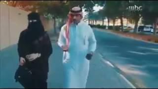فلم التحرش با المنقبات في الخليج 2016