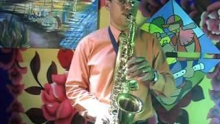 Sax Alto N°577  Em Fervente Oração, com Marcos Vandré!