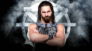 "WWE ☁ Seth Rollins 6th New Theme Song ""Redesign Rebuild Reclaim"" (Arena Effect) + DL 2017 ᴴᴰ"