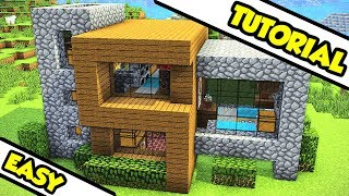 Minecraft tutorial beginner house videos / Page 4 / InfiniTube