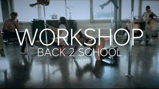 Christina Aguilera x Dirrty - BACK 2 SCHOOL by Soupless