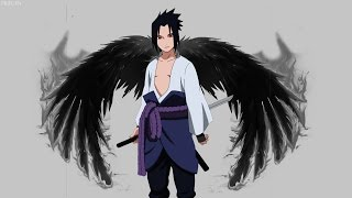 Uchiha Sasuke AMV || Let it Burn ~
