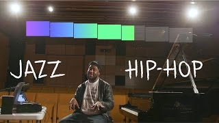 """""""Jazz is the mother of hip-hop""""   JAZZ NIGHT IN AMERICA"""