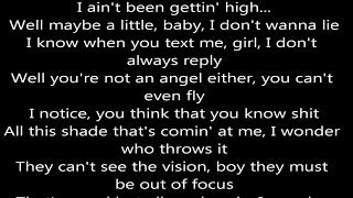 KYLE Ft Lil Yachty- iSpy Lyrics