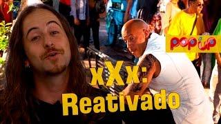 xXx: Reativado - POP UP