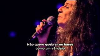 Escândalo - DVD Carta de Amor - Maria Bethânia
