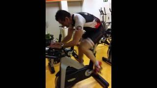 Spinning  ,ritmo ciclismo carretera jose trillo