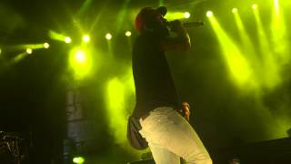 Chris Brown - Look At Me Now LIVE Darien Lake, NY