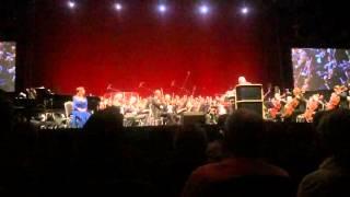 Ennio Morricone - Man With a Harmonica live in `Ziggo Dome' Amsterdam. 21-02-2016